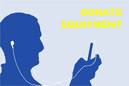 Donate Equipment small