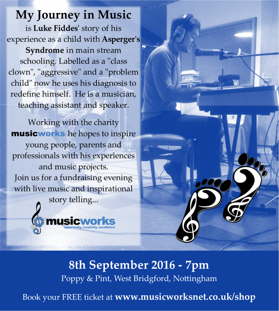 Launch of our NEW Music in Care Project