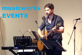 musicworks events small